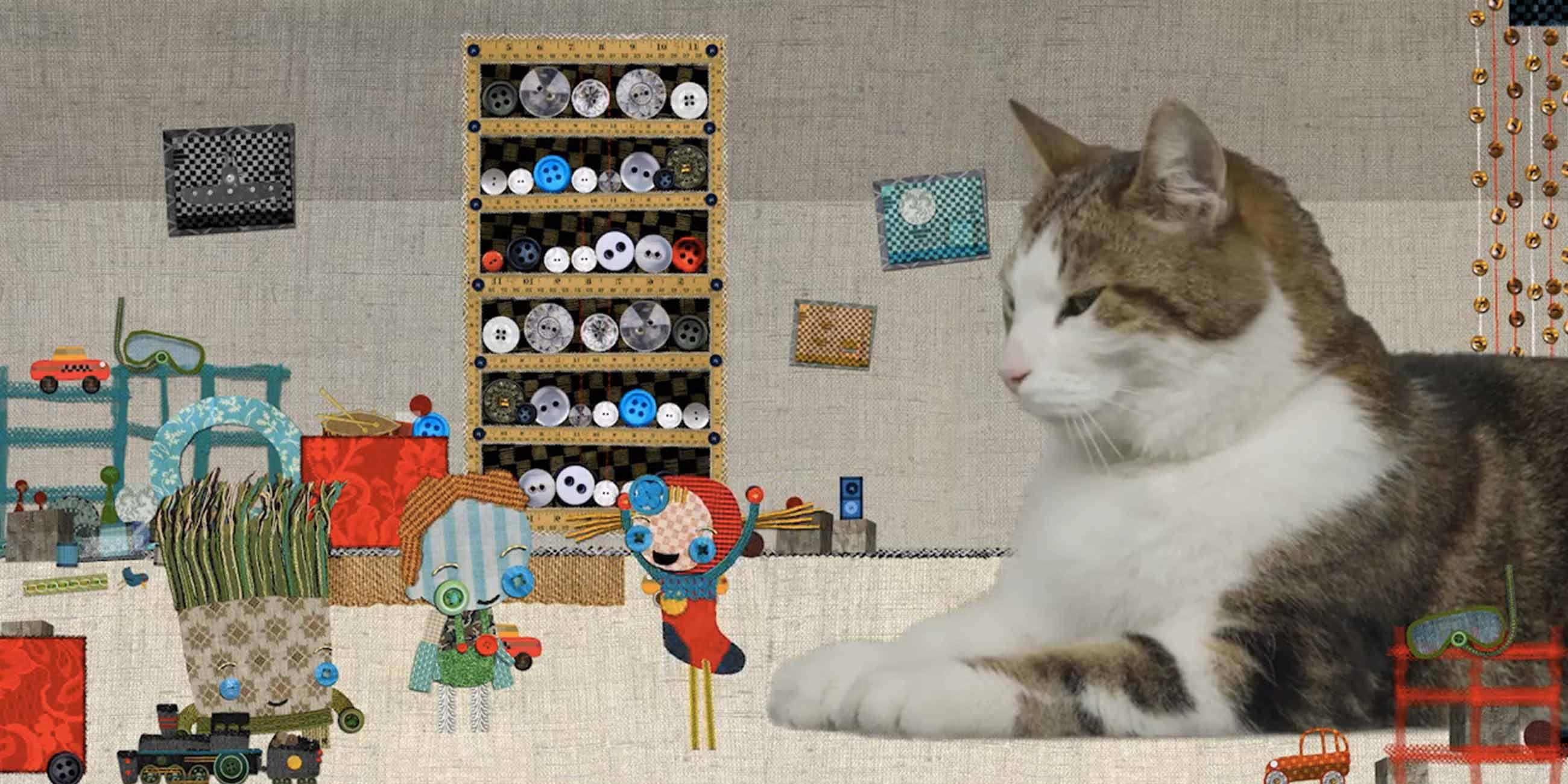 Dandelo Cat